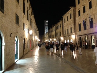 Night of Dubrovnik