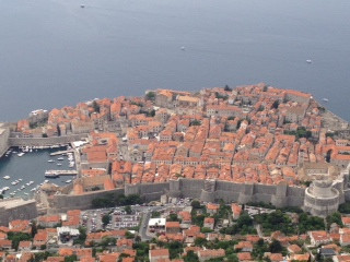Morning of Dubrovnik