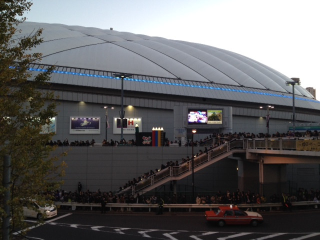 Paul in Tokyo Dome